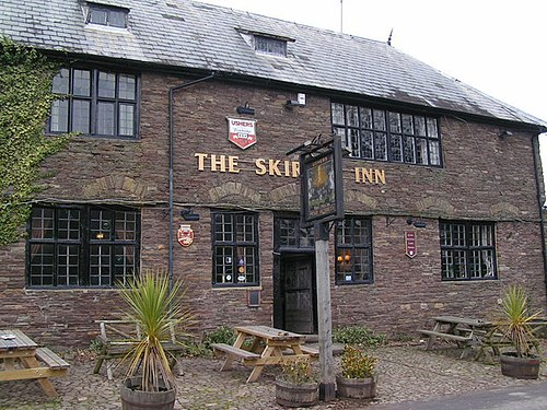 Image result for 6. The Skirrid Mountain Inn, Wales