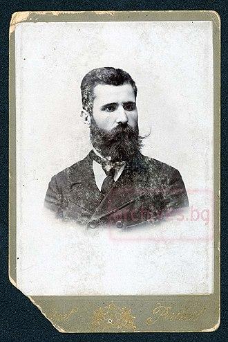 Slaveyko Arsov - A photograph of Slaveyko Arsov