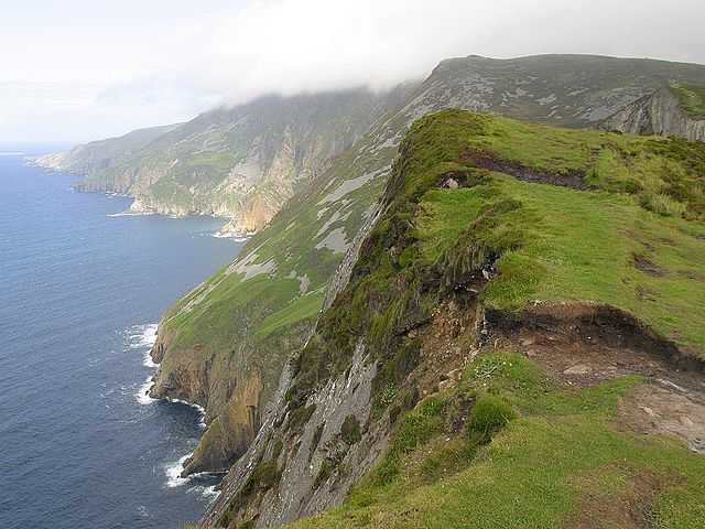 Cliffs of Slieve League, County Donegal, Ireland
