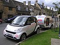 Smart Photos car, Chipping Campden - geograph.org.uk - 1468525.jpg