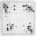 Smith (1908) The Game of Go Plate 19.png