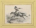 Soldier on galloping horse MET DP841195.jpg