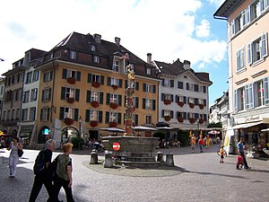 Ursus of Solothurn