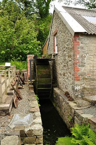 Pembrokeshire - Solva Woollen Mill