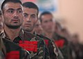 Some trainees from National Military Academy of Afghanistan(NMAA) listen to a speech (4724586008).jpg