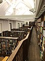Somerville College Oxford, Library, Pfeiffer Room upstairs.jpg