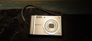Cyber-shot Brand of Sony digital cameras introduced in 1996
