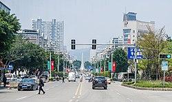 South Xiyang Rd of Changle city.jpg