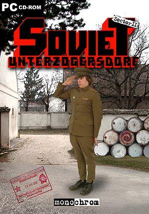 "Monochrom - monochrom's ""Soviet Unterzoegersdorf: Sector 2"" game cover (2009)"