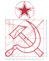 Soviet Hammer and Sickle construction.png