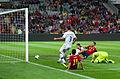 Spain - Chile - 10-09-2013 - Geneva - Goal.jpg
