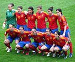 Assistir jogos do Seleção Espanhola de Futebol Feminino ao vivo
