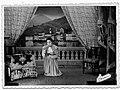 Spettacolo Le Sante di Lovere filodrammatica femminile oratorio di San Fruttuoso 1951.jpg