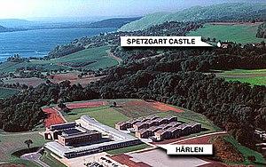 Schule Schloss Salem - Spetzgart and Härlen