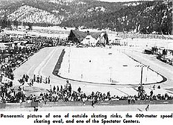 Hurtigløp på skøyter under Vinter-OL 1960 – 500 meter damer