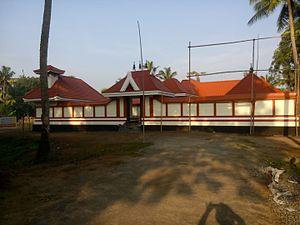 Kunnukara - Kootala Bhagavathy Temple, Kunnukara