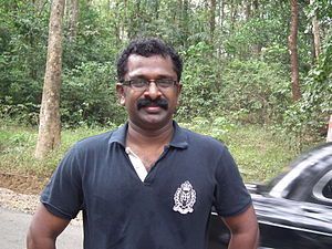 Sreejith Ravi - Sreejith Ravi, during a vacation in Thrissur