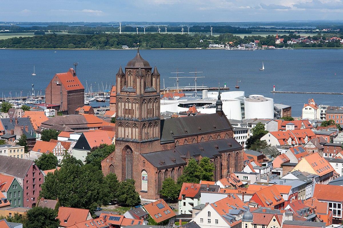 St.-Jakobi-Kirche (Stralsund) - Wikipedia
