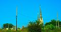 St. John's Evangelical Lutheran Church Two Spires - panoramio.jpg