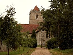 St. Nicholas' church, Berden, Essex - geograph.org.uk - 209188.jpg