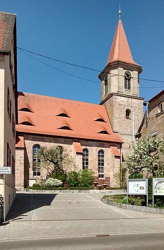 Büchenbach - St. Willibald Church Büchenbach