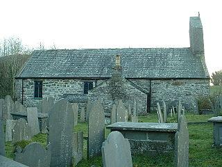 St Beunos Church, Penmorfa Church in Gwynedd, Wales