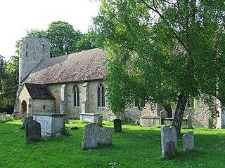 Risby, Suffolk village in United Kingdom