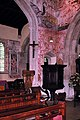 St James the Great, South Leigh, Oxon - Wall painting - geograph.org.uk - 1623931.jpg