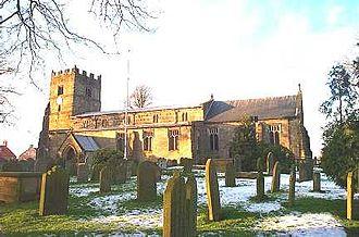 Easingwold - St John's and All Saints' Church, Easingwold