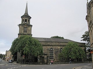 St John the Evangelists Church, Lancaster Church in Lancashire, England