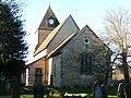 St Margaret's Church, Ifield, Crawley.JPG