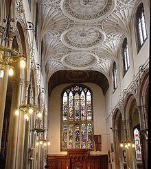 St Mary Aldermary Wikipedia