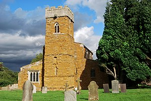 Eastwell, Leicestershire - St Michael and All Angels Church, Eastwell, Leicestershire