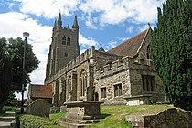 St Mildred Church, Tenterden, Kent - geograph.org.uk - 890189.jpg