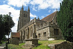 St Mildred's Church i Tenterden