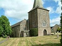 St Peter's Church, North Tawton, Devon - geograph.org.uk - 448512.jpg
