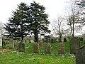 St Peter's church - churchyard - geograph.org.uk - 773264.jpg