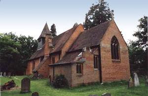 Windlesham - St Saviour, Valley End, Surrey