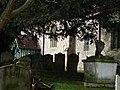 St Thomas Bedhampton, churchyard - geograph.org.uk - 1182717.jpg