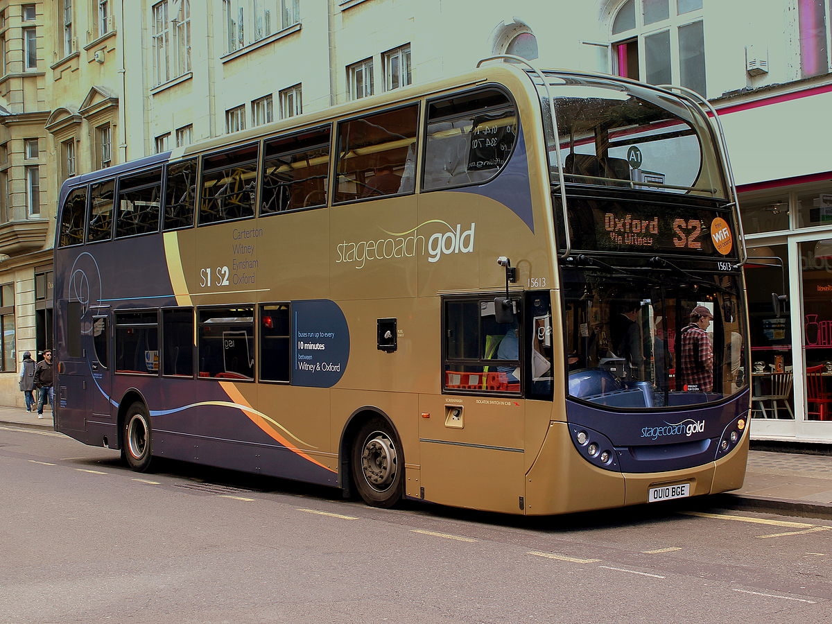 Stagecoach Gold Bus Route S2 Wikipedia