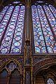 Stained Glass @ Chapelle Haute @ Sainte-Chapelle @ Paris (30063038085).jpg