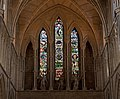 Stained glass window Southwark Cathedral 5 (5136757265).jpg