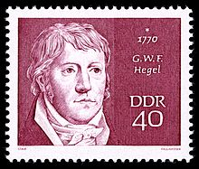 """an analysis of the spirits quest for truth in phenomenology of the spirit by georg hegel Georg wilhelm friedrich hegel along with j g fichte and f w j von schelling, hegel (1770-1831) belongs to the period of """"german idealism"""" in."""