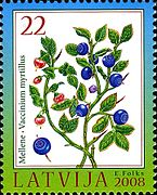 Stamps of Latvia, 2008-21.jpg