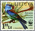 Stamps of Lithuania, 2008-34.jpg