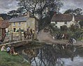 Stanhope Forbes Village Rendezvous, Copperhouse Creek, near Hayle 1938.jpg