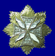 Star of the Order of the White Eagle from XVIII century