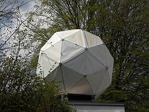 Starkenburg Observatory - Part of the Starkenburg Observatory