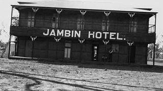 Jambin, Queensland Town in Queensland, Australia