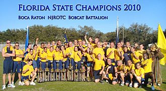 Boca Raton Community High School - 2010 Florida State Champions